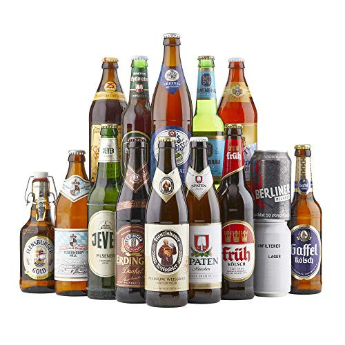 German Beer Selection