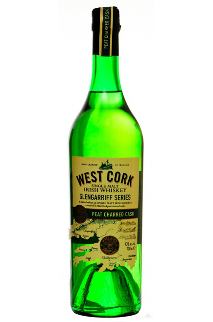 West Cork Glengarriff Peat Charred Cask