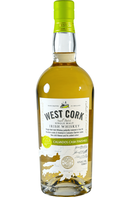West Cork Single Malt Calvados Cask