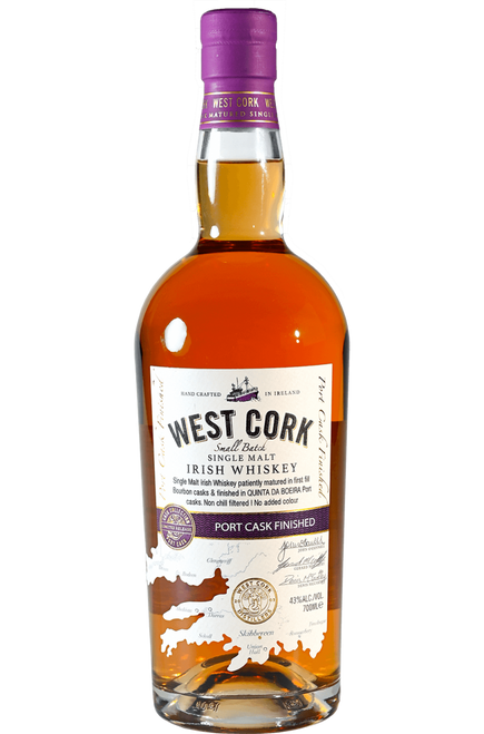 West Cork Single Malt Port Cask