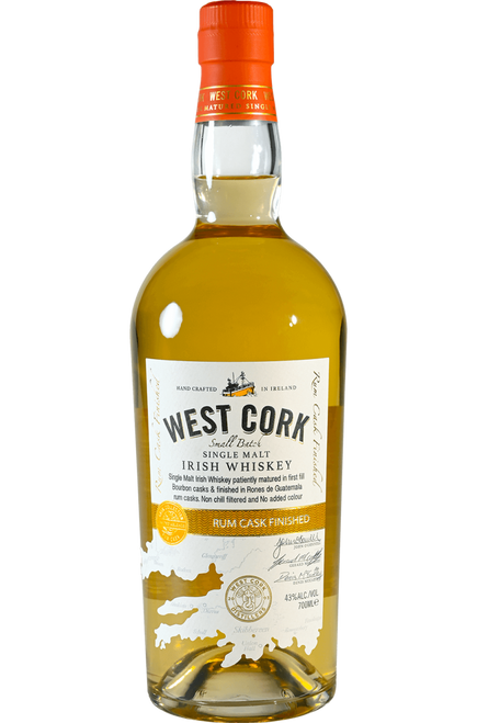 West Cork Single Malt Rum Cask