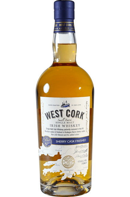 West Cork Single Malt Sherry Cask