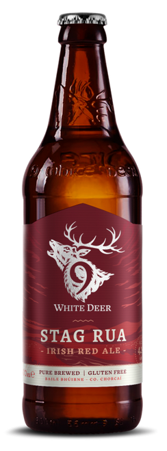 Stag Rua Irish Red Ale (Gluten Free)