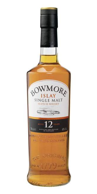 Bowmore 12yr Old Islay Single Malt
