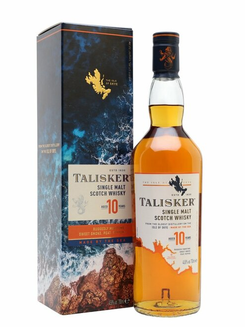 Talisker 10yr Old Single Malt
