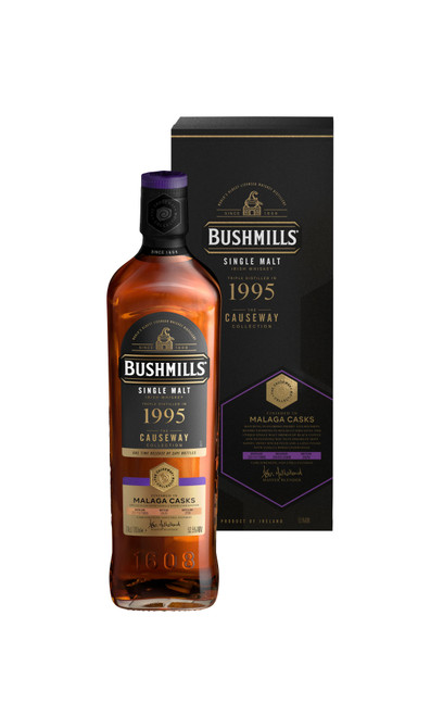 Bushmills Single Malt 1995 Malaga Cask