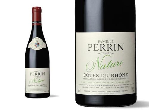 Famille Perrin Nature Côtes-du-Rhône Rouge