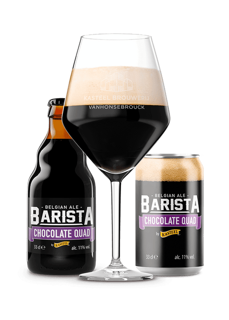 Kasteel Barista Chocolate Quad (Can)