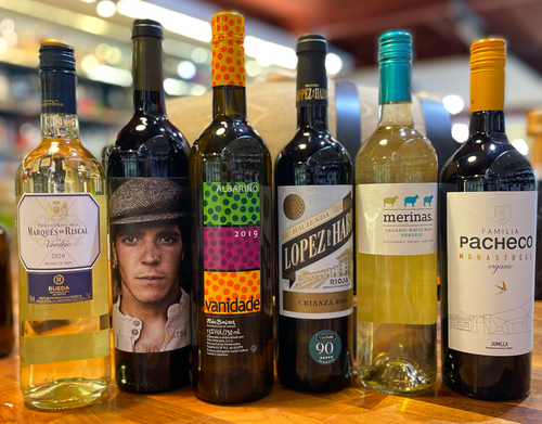 Spanish Wine Collection (6 Bottle Case)