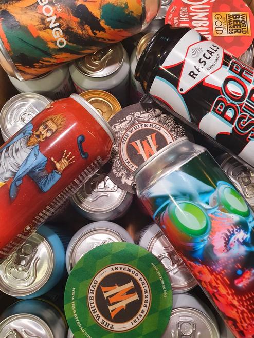 Irish Craft Beer Mixed Box (12 x 440ml Cans)