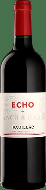 Echo de Lynch-Bages 2018