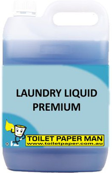 Toilet Paper Man - Laundry Liquid - Premium - 20 Litre - Buy your chemicals online