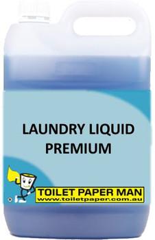 Toilet Paper Man - Laundry Liquid - Premium - 5 Litre - Buy your chemicals online