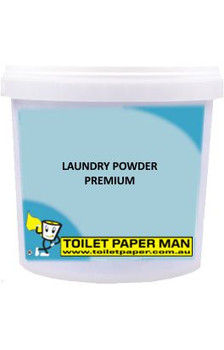 Toilet Paper Man - Laundry Powder - Premium - 12.5 kg Bucket