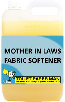 Toilet Paper Man - Mother In Laws Fabric Softener - 5 Litre - Buy your chemicals online