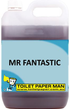 Toilet Paper Man - Mr Fantastic - 5 Litre - Buy your chemicals online