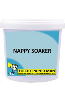 Toilet Paper Man - Nappy Soaker - 20 Kg Bucket