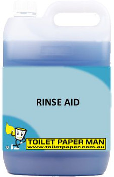 Toilet Paper Man - Rinse Aid - 20 Litre - Buy your chemicals online