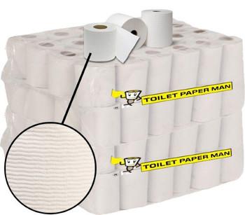 Twinkle  Toilet Paper - 2ply 400 Sheets per Roll - 96 Rolls of Toilet Paper - Buy Bulk toilet paper online.