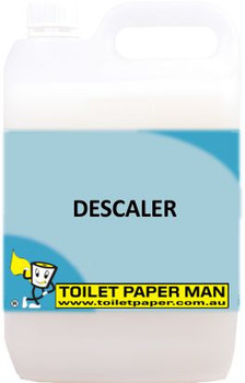 Toilet Paper Man - Descaler - 5 Litre - Buy your chemicals online