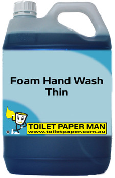 Toilet Paper Man - Bulk Foam - Hand Wash - 5 Litre - Buy your chemicals online