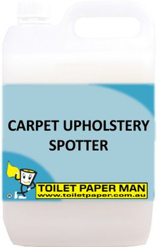 Toilet Paper Man - Carpet Upholstery Spotter - 5 Litre - Buy your chemicals online