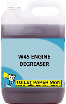 Toilet Paper Man - W45 Engine Degreaser - 5 Litre - Buy your chemicals online