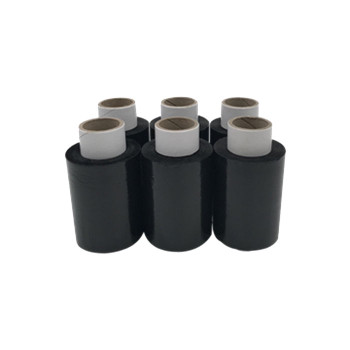 Bundle Film - Black – 20um – 250m x 100mm – 20/Carton