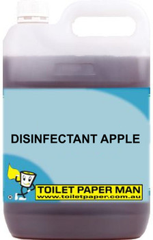 Toilet Paper Man - Disinfectant Apple - 5 Litre - Buy your chemicals online
