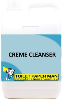 Toilet Paper Man - Creme Cleanser - 5 Litre - Buy your chemicals online