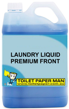 Toilet Paper Man - Laundry Liquid Premium Front - 5 Litre - Buy your chemicals online