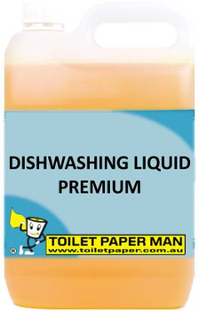 Toilet Paper Man - Dishwashing Liquid - Premium - 5 Litre - Buy your chemicals online