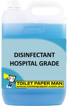 Toilet Paper Man - Disinfectant - Hospital Grade - 5 Litre