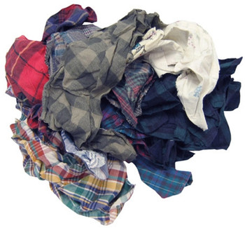 Flannel Rags - 15 Kg