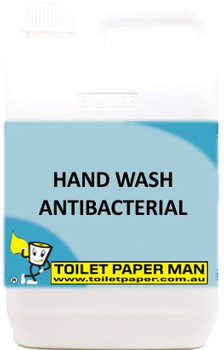 Toilet Paper Man - Hand Wash - Antibacterial - 5 Litre - Buy your chemicals online