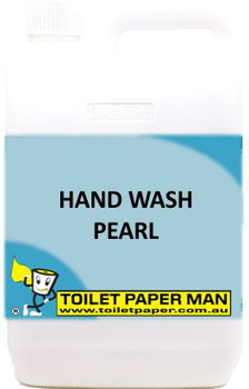 Toilet Paper Man - Hand Wash - Pearl - 5 Litre - Buy your chemicals online