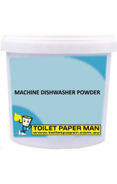 Toilet Paper Man - Machine Dishwasher Powder - 20 Kg Bucket
