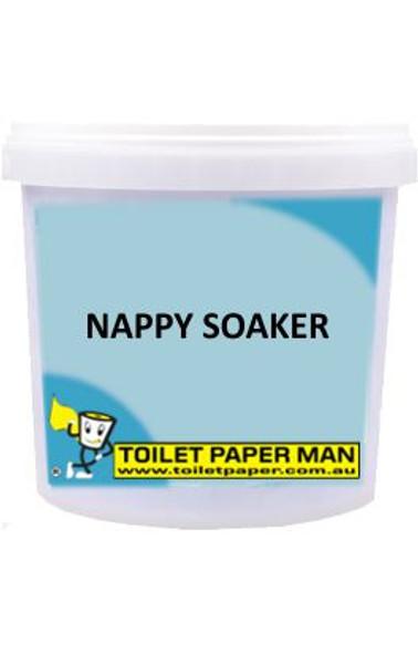 Toilet Paper Man - Nappy Soaker - 5 Kg Bucket