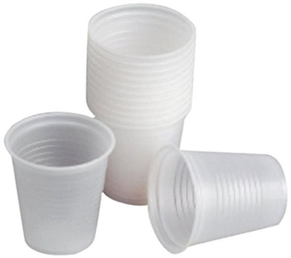 Plastic Cups - Cold Drink - 168ml or 6oz - 1000 per Box