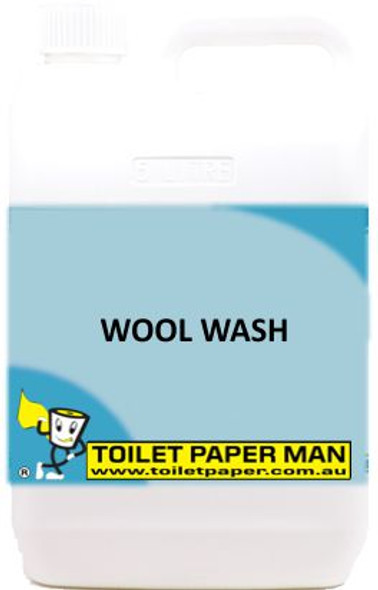 Toilet Paper Man - Wool Wash - 5 Litre
