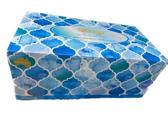 Executive Tissues - 2ply 180 Sheets per Box - 32 Boxes