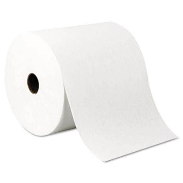 White Paper Roll Towel - 100m - 12 Rolls