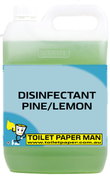 Disinfectant Pine and Lemon - 20 Litre