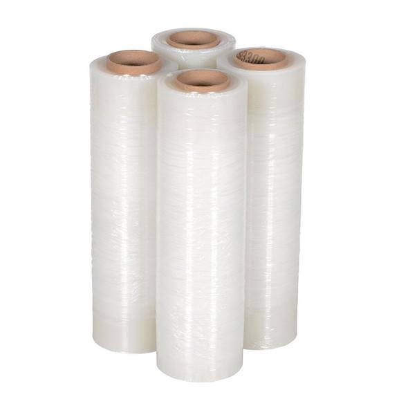 Pallet Wrap Clear - 25um - 350m x 500mm/Roll - 4 Rolls
