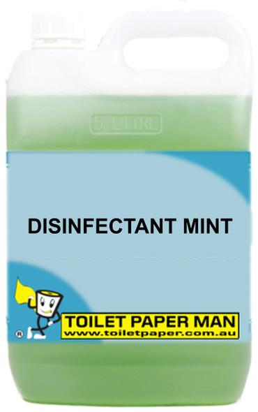 Disinfectant Mint - 5 Litre