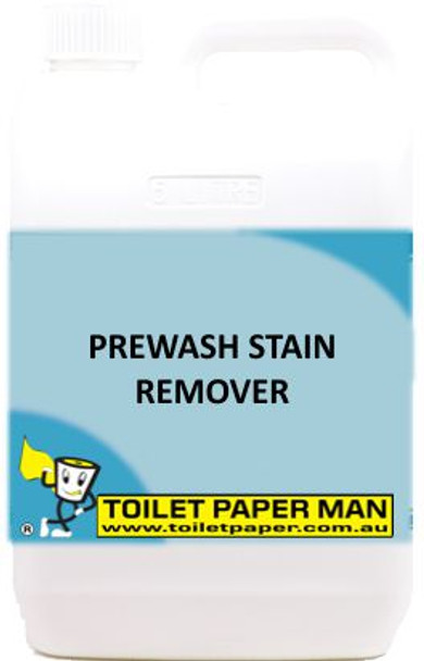 Toilet Paper Man - Prewash Stain Remover - 20 Litre - Buy your chemicals online