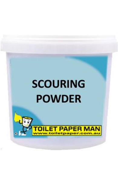 Toilet Paper Man - Scouring Powder - 20 Kg Bucket