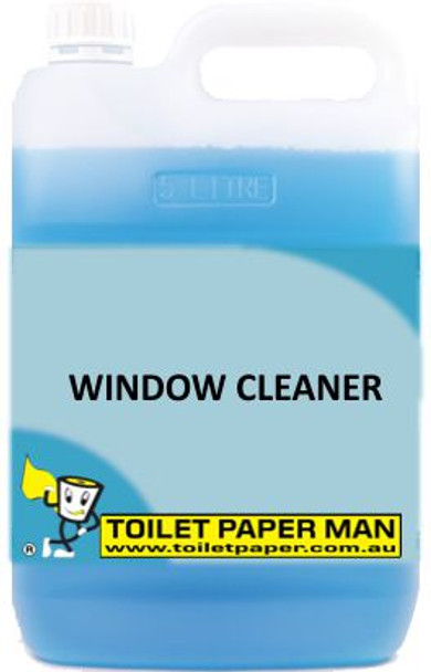 Toilet Paper Man - Window Cleaner - 5 Litre - Buy your chemicals online
