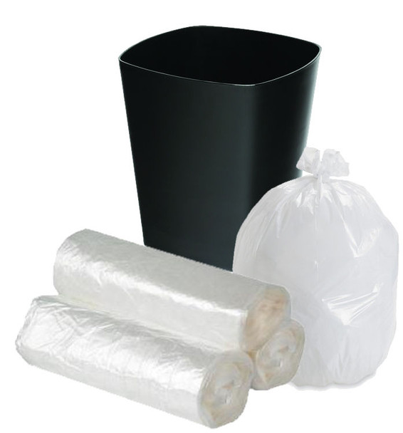 Garbage Bags - 27 Litre Bag - 650mm x 510mm - 250 Bags
