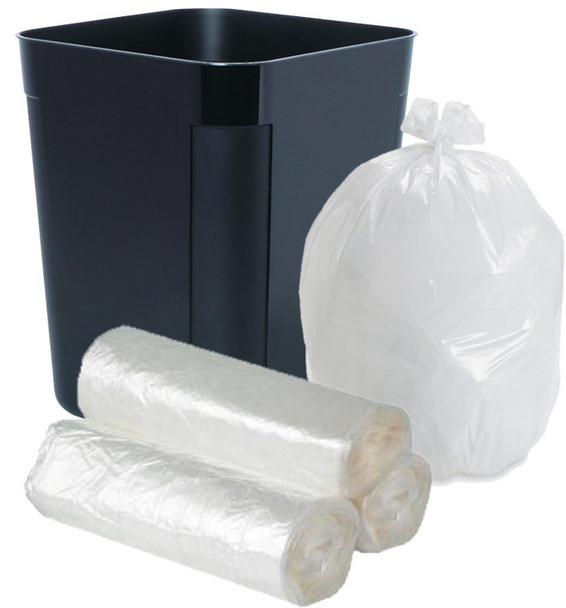 Garbage Bags - 36 Litre Bag - 700mm x 590mm - 1000 Bags